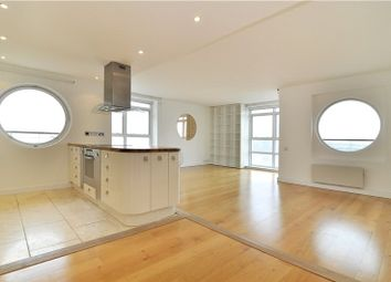 Thumbnail 3 bed flat to rent in Anchorage Point, 42 Cuba Street, Canary Wharf, London