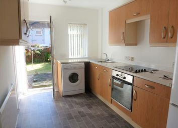 Thumbnail 2 bed terraced house to rent in St. Monach's Place, Stevenston