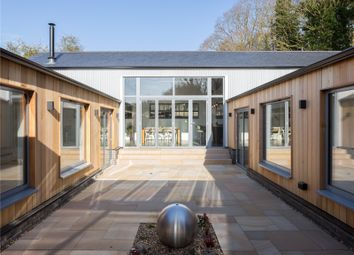Thumbnail 5 bed detached house for sale in Hare Park, Six Mile Bottom, Newmarket, Cambridgeshire
