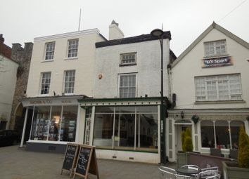 Thumbnail Retail premises for sale in Bank Street, Chepstow