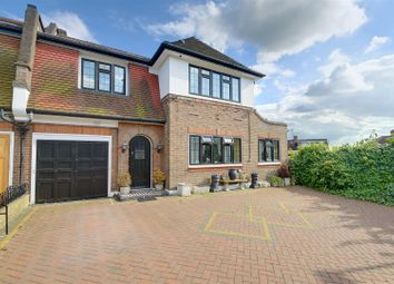 Thumbnail 4 bed semi-detached house for sale in Minchenden Crescent, Southgate
