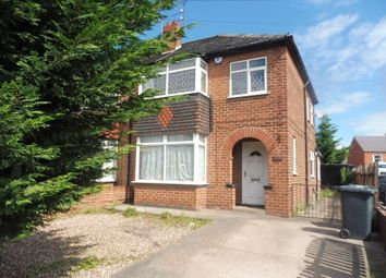 Thumbnail 3 bedroom semi-detached house for sale in Warmsworth Road, Balby, Doncaster