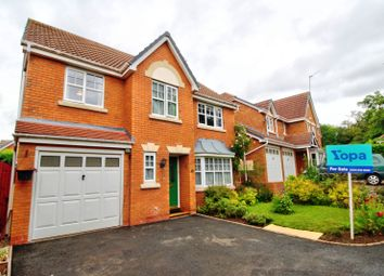 Thumbnail 5 bed detached house for sale in Grosmont Avenue, Warndon, Worcester