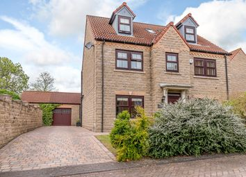 Thumbnail 5 bed detached house for sale in Applewood Gardens, Darrington, Pontefract, West Yorkshire