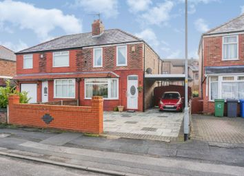 Thumbnail 2 bed semi-detached house for sale in Windsor Drive, Warrington