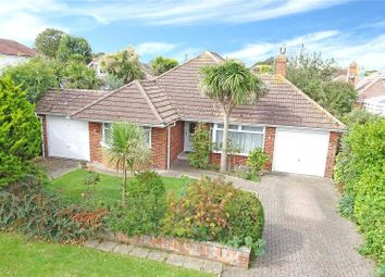 Thumbnail 4 bed detached bungalow for sale in Angmering-On-Sea, East Preston, West Sussex