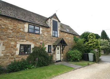 Thumbnail 4 bed cottage to rent in Spring Lane, Glaston, Oakham