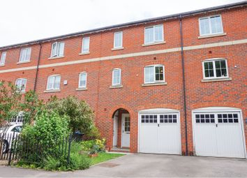 Thumbnail 4 bed town house for sale in Hornbeam Way, Aylesbury