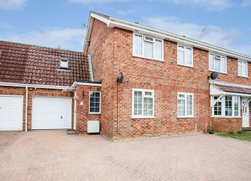Thumbnail 4 bedroom semi-detached house for sale in Burleigh Piece, Buckingham