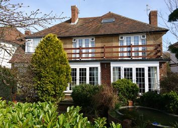 Thumbnail 7 bed detached house for sale in South Cliff, Bexhill-On-Sea