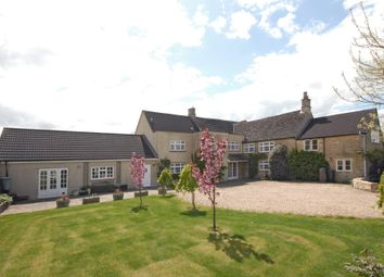 Thumbnail 5 bed detached house to rent in Kington St Michael, Wiltshire, Wiltshire