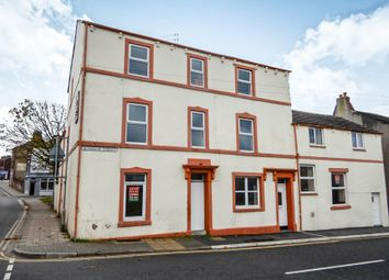 Thumbnail 10 bed block of flats for sale in 1 Senhouse Street, Workington, Cumbria