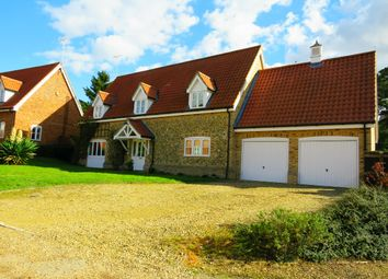 Thumbnail 4 bed detached house to rent in Chalk Way, Methwold, Thetford