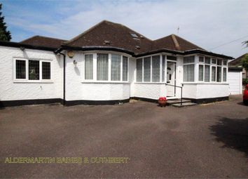 Thumbnail 4 bed detached bungalow for sale in Sunbury Avenue, Mill Hill, Mill Hill