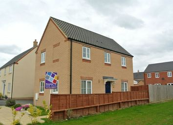 Thumbnail 3 bed detached house for sale in Kempton Road, Bourne, Lincolnshire