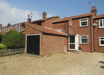 Thumbnail 3 bed terraced house for sale in Walcups Lane, Great Massingham, King's Lynn