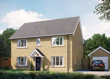 Thumbnail 4 bed detached house for sale in The Livingston At Eastwood, Gardiners Park Village, Chelmsford