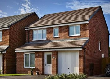 Thumbnail 3 bedroom detached house for sale in Glover Close, Burntwood