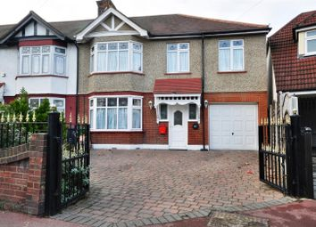 Thumbnail 4 bedroom semi-detached house to rent in Mill Lane, Chadwell Heath, Romford