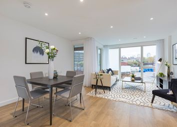 Thumbnail 3 bed flat for sale in Cooks Road, Stratford