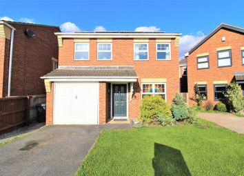 Thumbnail 4 bed detached house for sale in Cotterdale Gardens, Wombwell, Barnsley, South Yorkshire