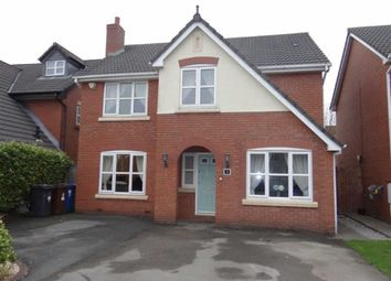 Thumbnail 5 bed detached house for sale in Sovereign Close, Lowton, Nr Warrington