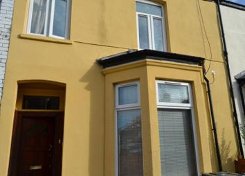 Thumbnail 7 bedroom terraced house to rent in 28, Salisbury, Cathays, Cardiff, South Wales