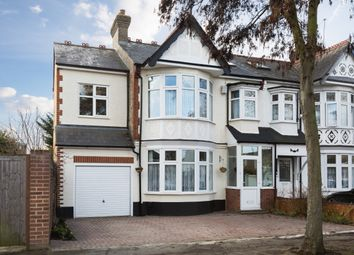Thumbnail 5 bed end terrace house for sale in Marlborough Road, Chingford, London