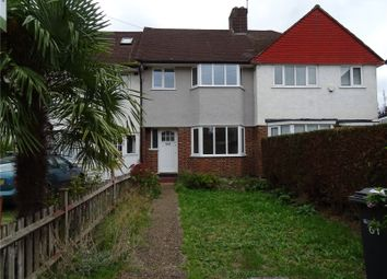 Thumbnail 3 bed terraced house to rent in Westdean Avenue, London