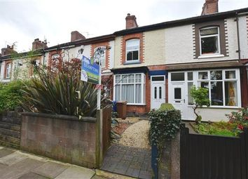 Thumbnail 2 bed terraced house for sale in Greatbatch Avenue, Penkhull, Stoke-On-Trent