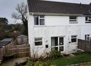 Thumbnail 3 bed end terrace house to rent in St Leonards Road, Launceston