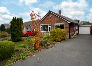 Thumbnail 2 bed detached bungalow for sale in Ashwood Grove, Horbury, Wakefield