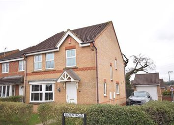 Thumbnail 4 bedroom detached house for sale in Bishop Road, Emersons Green, Bristol