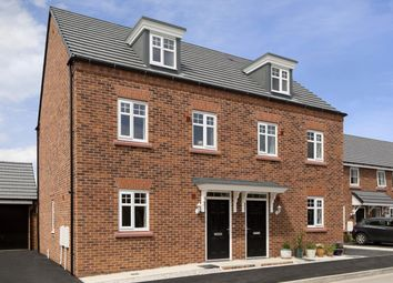 """Thumbnail 3 bedroom semi-detached house for sale in """"Nugent"""" at Warkton Lane, Barton Seagrave, Kettering"""
