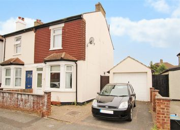 Thumbnail 4 bed semi-detached house for sale in Derry Downs, Orpington, Kent