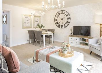 """Thumbnail 3 bed end terrace house for sale in """"Barwick"""" at Poplar Close, Plympton, Plymouth"""