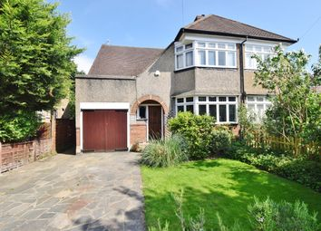 Thumbnail 3 bed semi-detached house to rent in Ormond Drive, Hampton