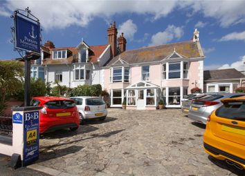 Thumbnail 7 bedroom terraced house for sale in The Green, Shaldon, Devon