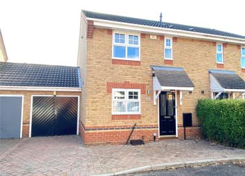 Thumbnail 3 bed semi-detached house for sale in Waverley Road, Steeple View, Laindon, Essex