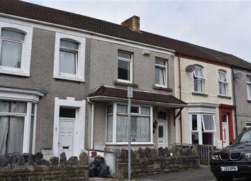 Thumbnail 2 bed terraced house for sale in De Breos Street, Swansea