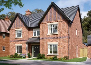 "Thumbnail 5 bed detached house for sale in ""The Oakham"" at Yeomanry Close, Daventry"