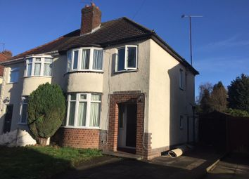 Thumbnail 3 bedroom semi-detached house to rent in Marsh Lane, Wolverhampton