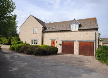 Thumbnail 5 bed detached house for sale in Aston Road, Brighthampton, Witney