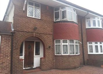 Thumbnail 5 bed flat to rent in Woolacombe Road, London