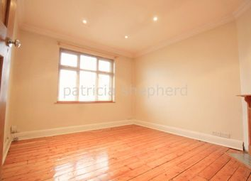 Thumbnail 2 bed flat to rent in Church Hill Road, North Cheam, Sutton