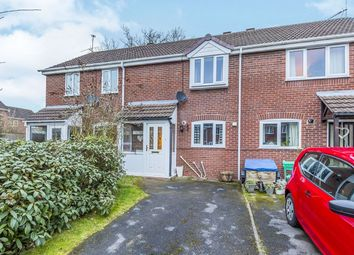 Thumbnail 2 bed terraced house to rent in Glenorchy Close, Holmes Chapel, Crewe