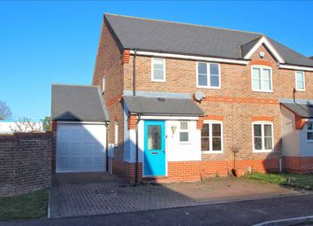Thumbnail 3 bed semi-detached house for sale in Threshers End, Stanway, Colchester