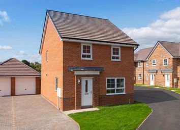 "Thumbnail 4 bed detached house for sale in ""Chester"" at Bankwood Crescent, New Rossington, Doncaster"