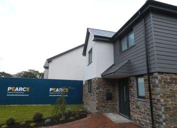 Thumbnail 4 bed detached house for sale in Plot 1 Oak At Foxgloves, Tregay Lane, Liskeard