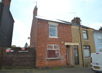 Thumbnail 3 bed terraced house for sale in Lancaster Road, Kettering